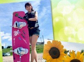 夏を満喫中😆🌻 みなみ*さんの日誌写真
