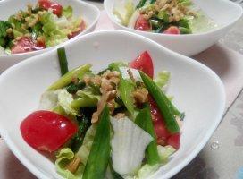 サラダ|takakoさんの日誌写真