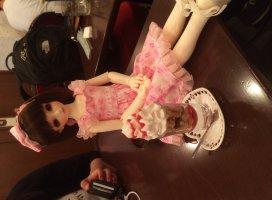 ドールカフェ|武井ゆきのさんの日誌写真