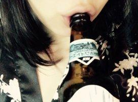 ラッパ飲み ApplePie69 さんの日誌写真