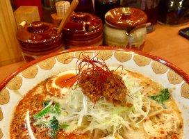 担々麺(ノ´▽`)ノ さき★さんの日誌写真
