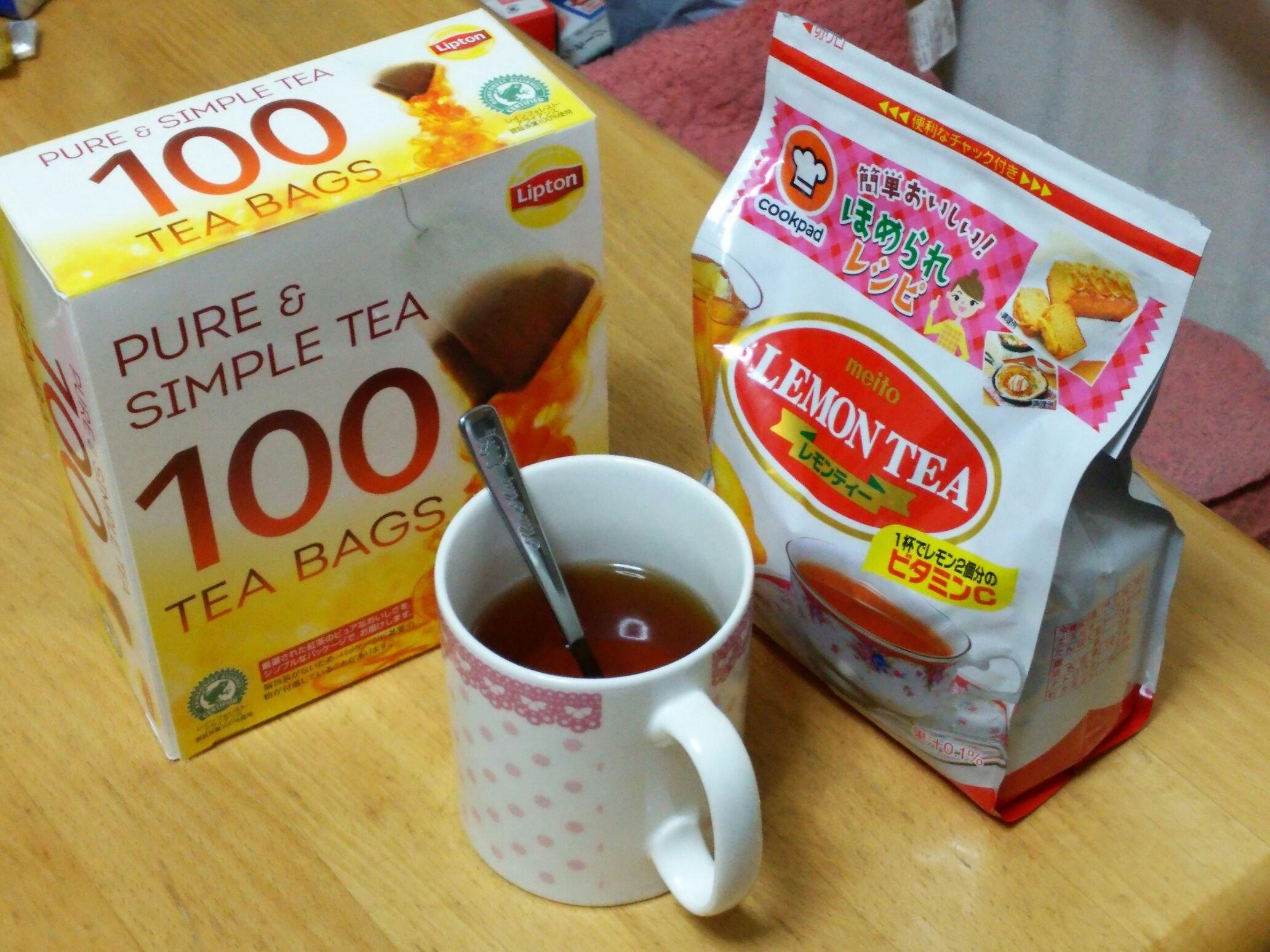 人妻さん日誌:普段から紅茶派ですが