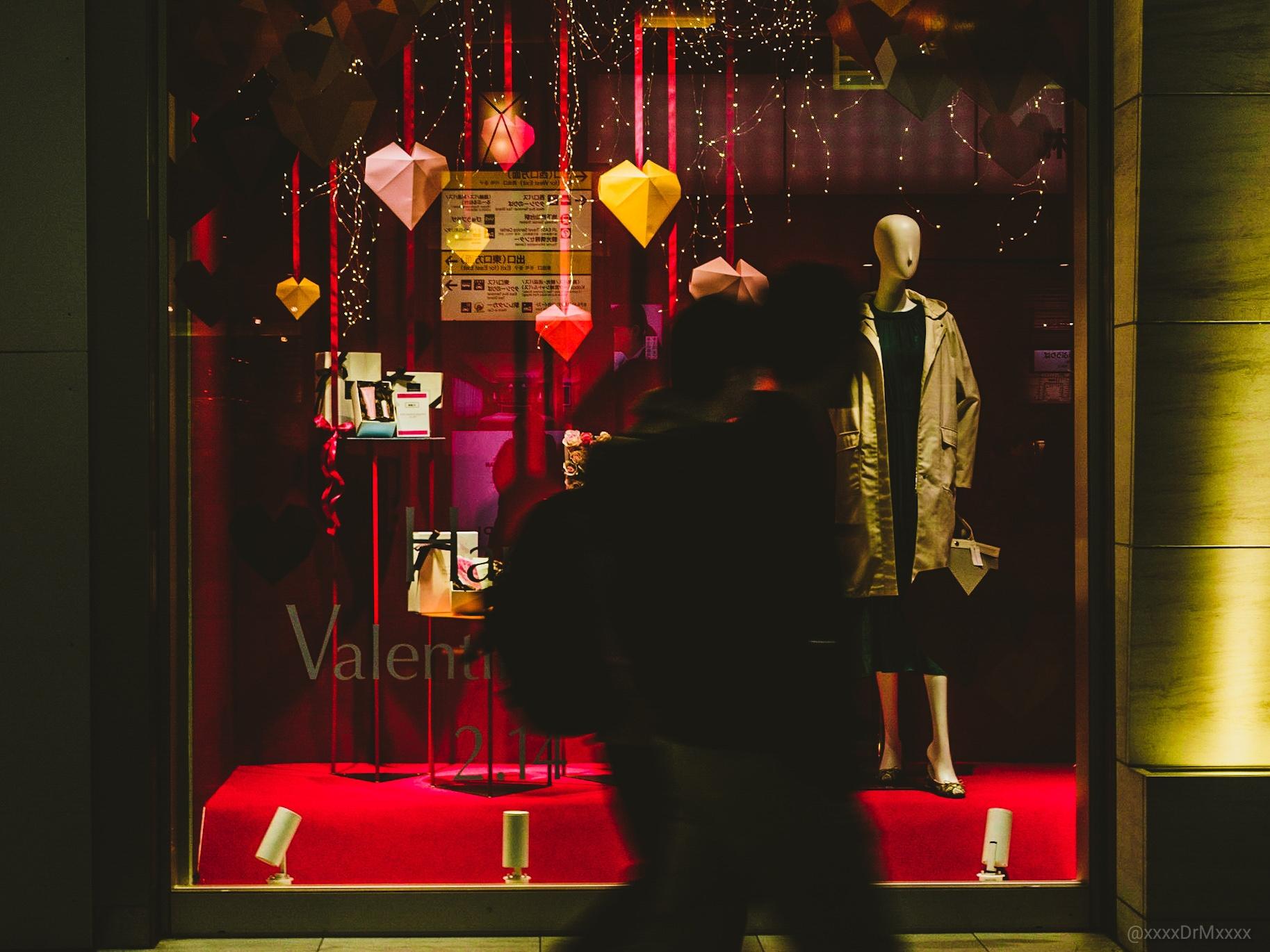 人妻さん日誌:#Happy Valentine<br /> <br />