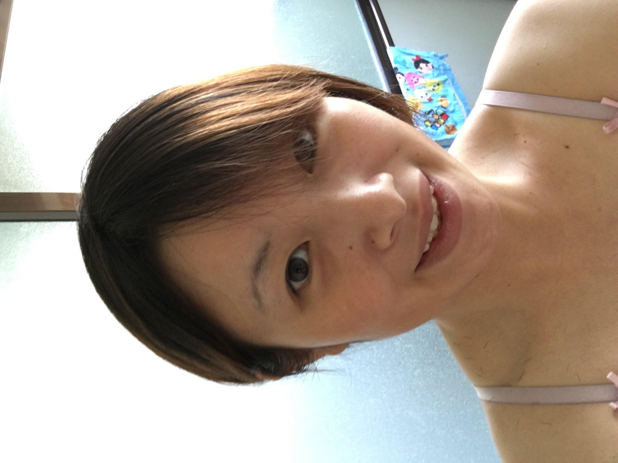 人妻さん日誌:自分で散髪しました(*