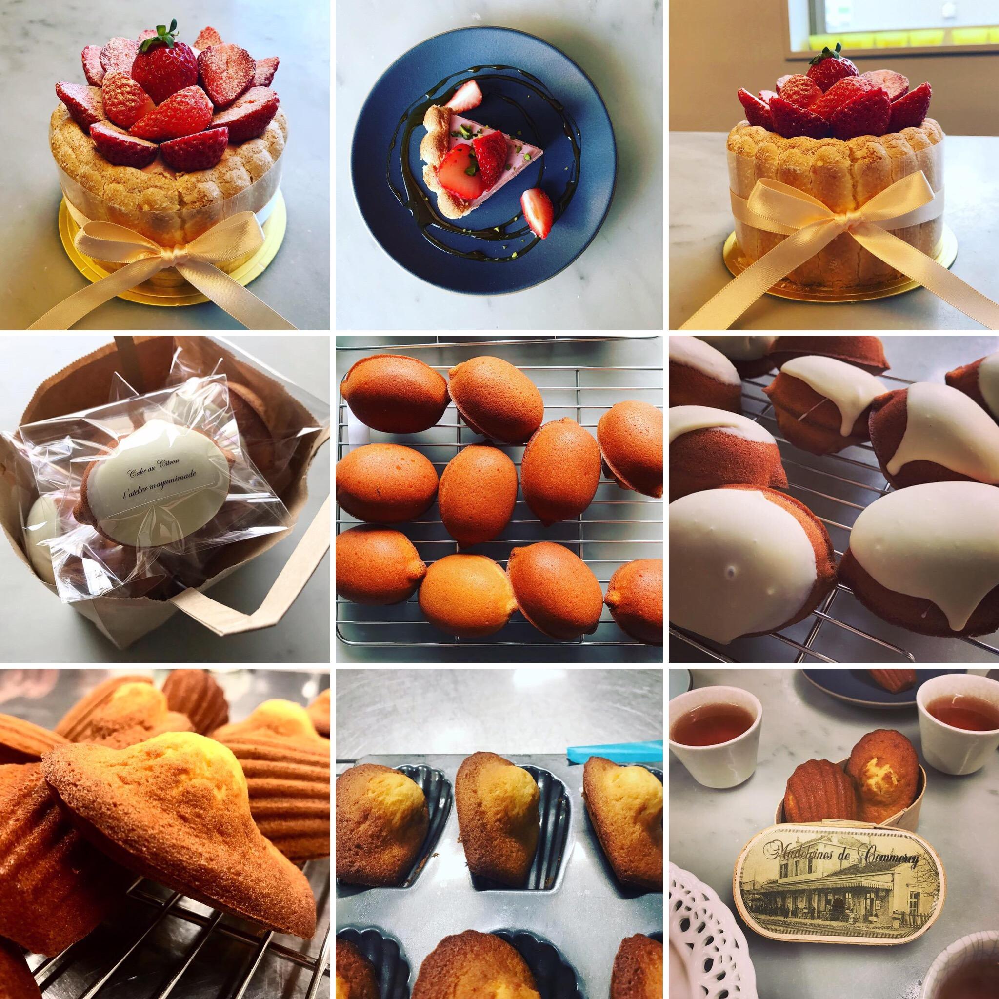 人妻さん日誌:昨日は、朝昼夜とお菓