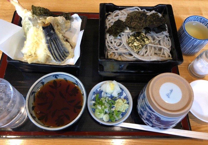 人妻さん日誌:もりそばばっかり食べ