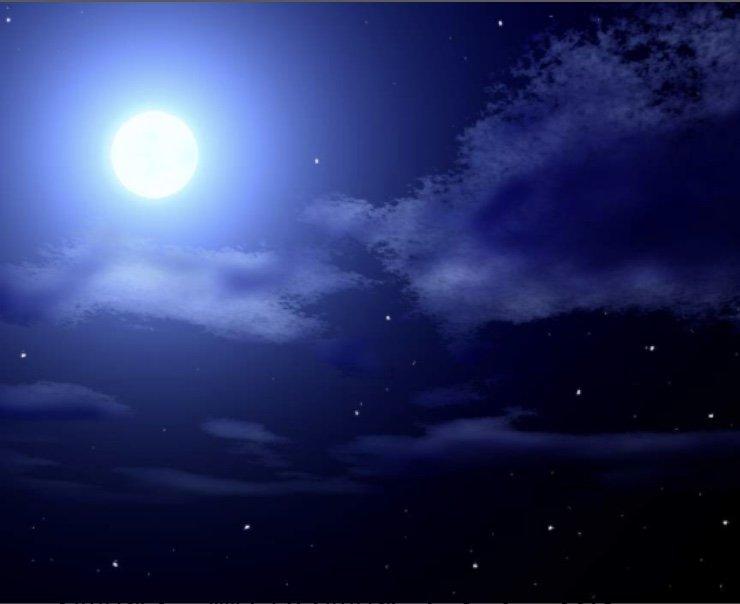 人妻さん日誌:満月の夜<br /> <br /> <br /> 今日24