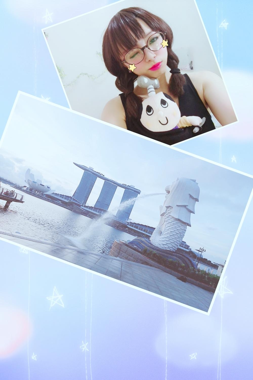 人妻さん日誌:先週はシンガポールに